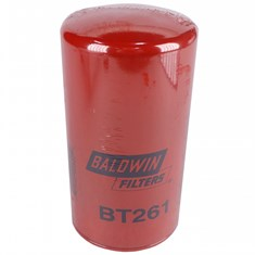 Baldwin Lube Filter, Full-Flow, Spin-On