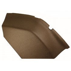 LH Fender, Multi-Brown Vinyl w/ Formed Plastic