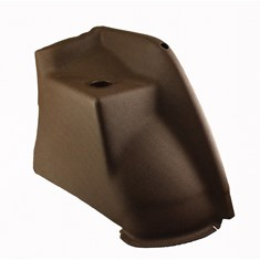 LH Fender, Multi-Brown Vinyl w/ Formed Plastic & Cup Holder