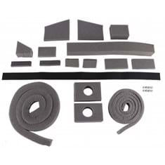 Radiator Cushion Foam Kit