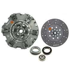 "12-1/4"" Dual Stage Clutch Kit, w/ Bearings - New"