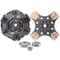 "11"" Dual Stage Clutch Kit, w/ Bearings - New"