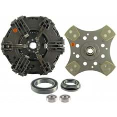 "11"" Dual Stage Clutch Kit, w/ Bearings - Reman"
