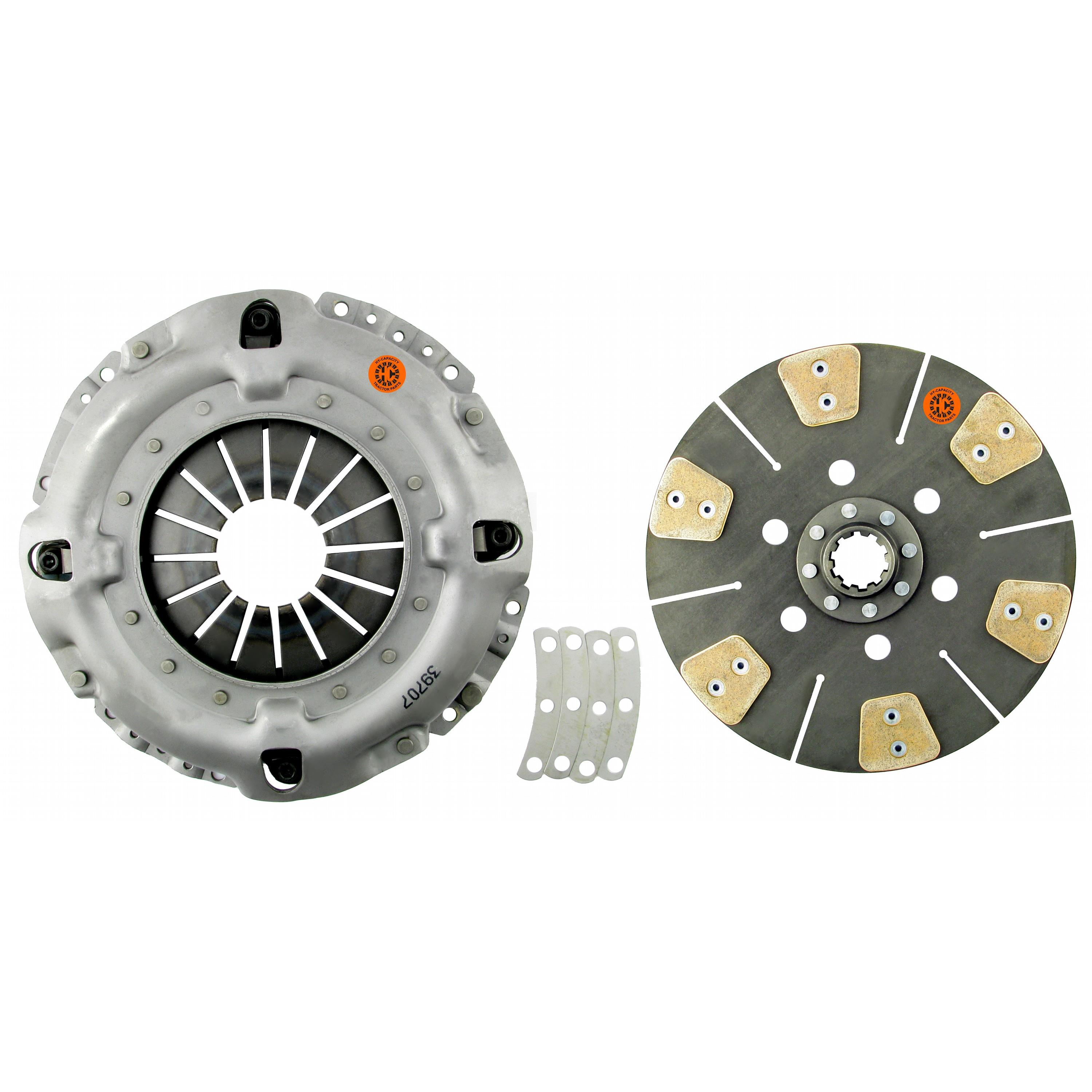 "13"" Diaphragm Clutch Unit w/ Solid Center Transmission Disc - New"