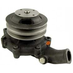 Water Pump w/ Pulley & Back Housing - New