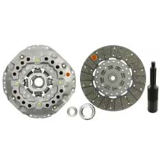 "13"" Single Stage Clutch Kit, w/ Spring Center Disc, Bearings & Alignment Tool - New"