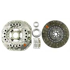 "13"" Single Stage Clutch Kit, w/ Woven Disc & Bearings - New"