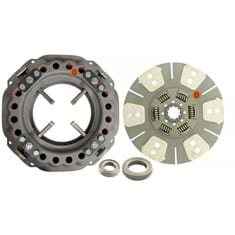 "13"" Single Stage Clutch Kit, w/ Bearings - Reman"