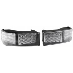 CREE LED Hi-Lo Beam Corner Headlamp Kit, 9000 Lumens