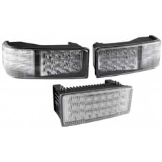 CREE LED Corner & Center Headlamp Kit, 9000 Lumens