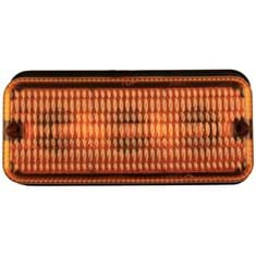 JW Speaker LED Amber Clearance & Warning Light