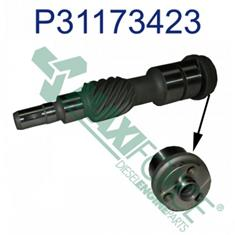 Auxiliary Drive Shaft