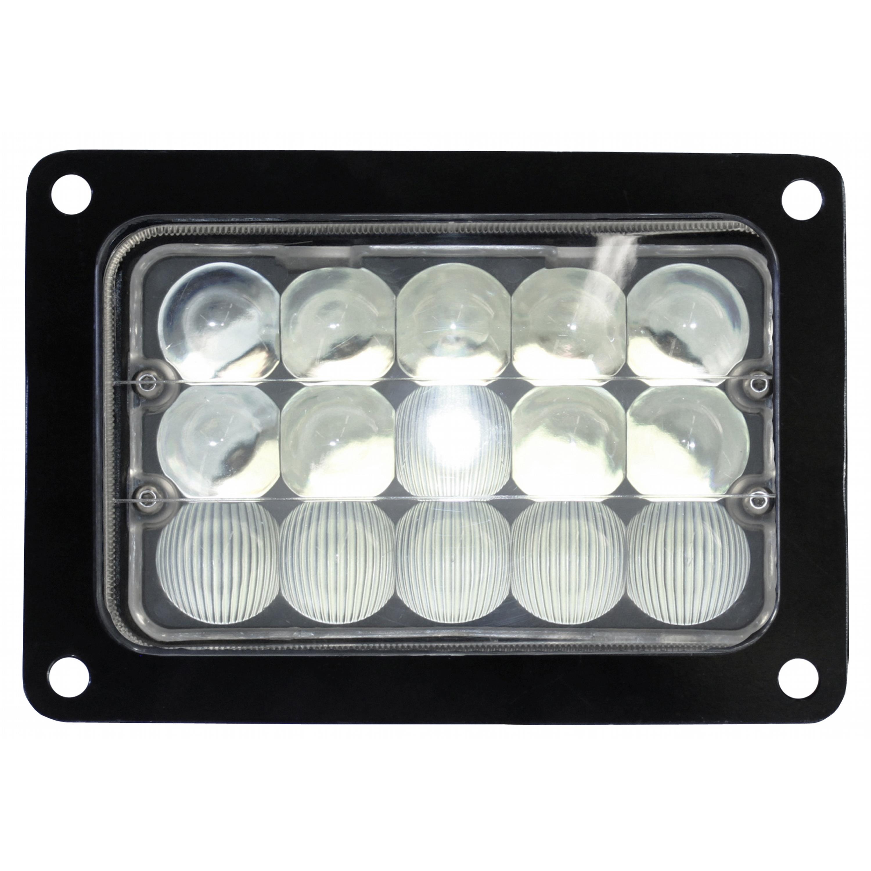 Bridgelux LED Hi-Lo Beam Unloading Light, 3500 Lumens