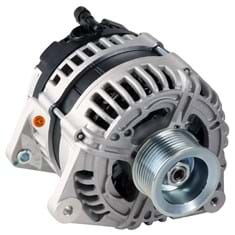 Alternator - New, 12V, 150A, Genuine Iskra/MAHLE