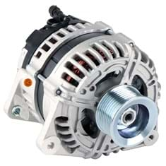 Alternator - New, 12V, 200A, Genuine Iskra/MAHLE