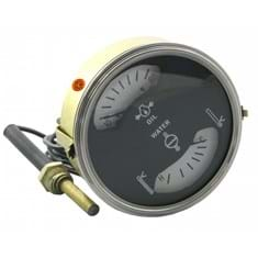 Oil/Water Temperature Gauge