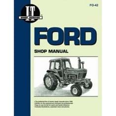 I&T Service Manual, Ford (IT Shop)