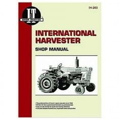 I&T Service Manual, International Harvester (IT Shop)