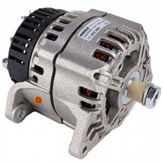 Alternator - New, 12V, 120A, Genuine Iskra/MAHLE