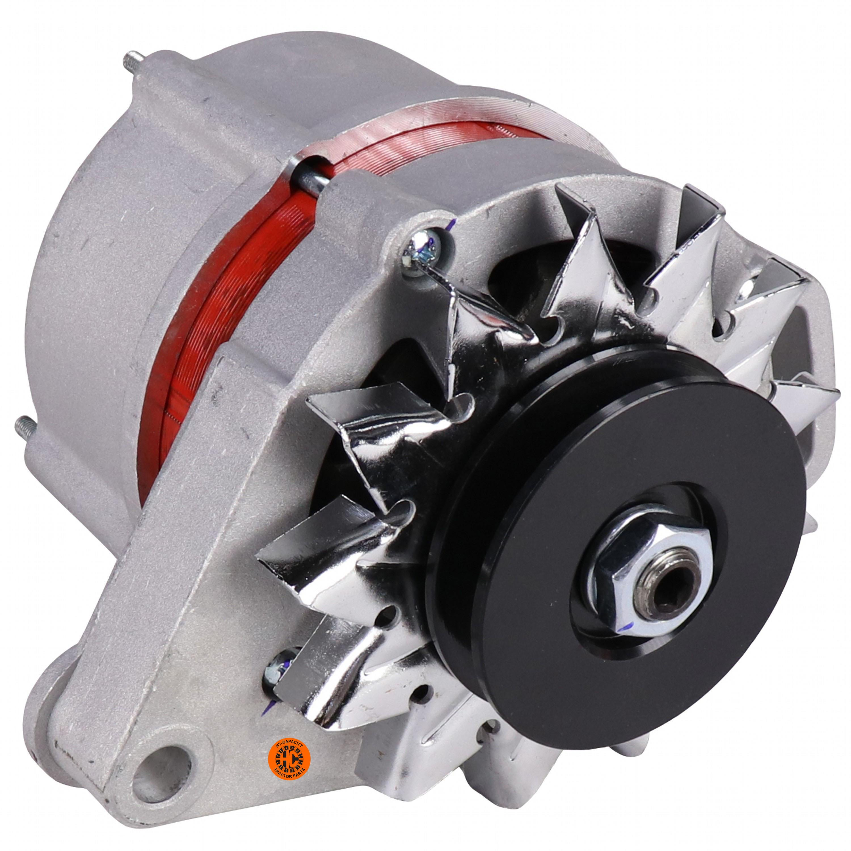 Alternator Fits Massey Ferguson  A124-44A-14V-44A