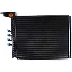 Oil Cooler, Dual Circuit
