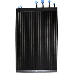 Triple Circuit Cooler, Oil/Fuel/Condenser