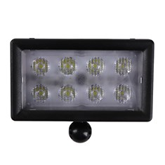 CREE LED Flood Beam Light, 1680 Lumens