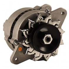 Alternator - New, 12V, 30A, Aftermarket Nippondenso