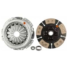 "11"" Diaphragm Clutch Kit, w/ 5 Pad Disc & Bearings - New"
