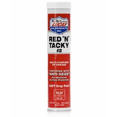 Lucas Red N Tacky Grease, 14 oz. Tube (Case of 10)