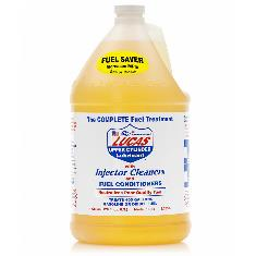 Lucas Fuel Treatment, 1 gal. Jug (Case of 4)