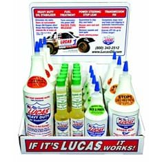 Lucas Oil Starter Kit, Display Box