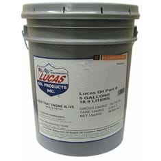 Lucas Synthetic SAE 20W-50 Motor Oil, 5 gal. Pail