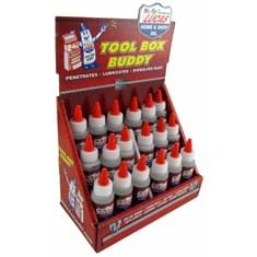 Lucas Tool Box Buddy, 2 oz. Bottle (Case of 18)