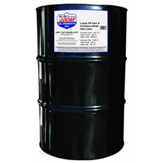 Lucas Synthetic SAE 20W-50 Motor Oil - (55 gal. drum)