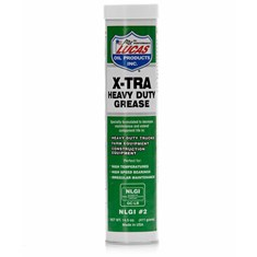 Lucas X-Tra Heavy Duty Grease, 14.5 oz. Tube (Case of 10)