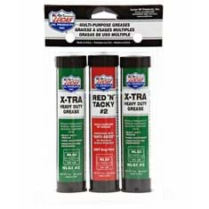 Lucas Grease Combo Pack, 3 oz. Tube (Case of 10)