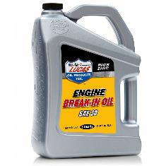 Lucas High Zinc SAE 30 Break-In Oil, 5 qt. Jug (Case of 3)
