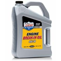 Lucas SAE 30 Engine Break-In Oil, 5 qt. Jug (Case of 3)