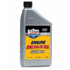 Lucas High Zinc SAE 20W-50 Break-In Oil, 1 qt. Bottle (Case of 6)