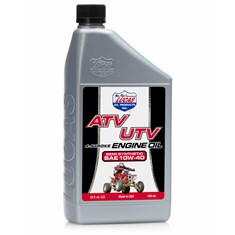 Lucas Semi-Synthetic SAE 10W-40 ATV Oil, 1 qt. Bottle (Case of 6)