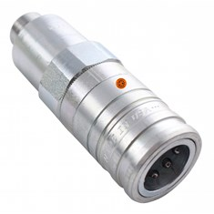 Hydraulic Breakaway Coupler, Female