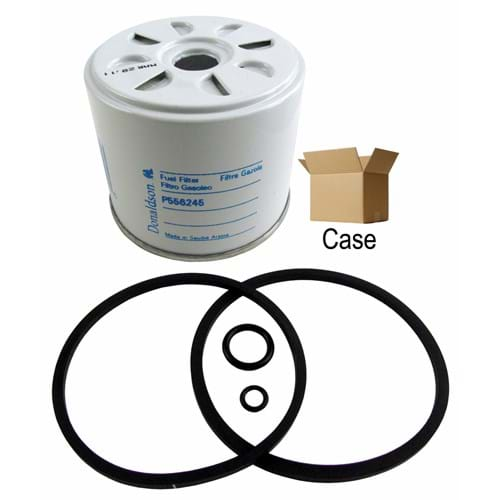 P556245 | Donaldson Fuel Filter, Cartridge - Case of 12 | FiltersHy-Capacity