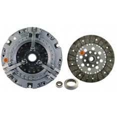 "9"" Dual Stage Clutch Kit, w/ Bearings - New"