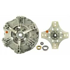 "11"" Dual Stage Clutch Kit, w/ 4 Pad Disc & Bearings - Reman"
