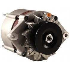 Alternator - New, 12V, 55A, Aftermarket Bosch