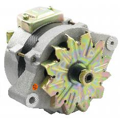 Alternator - New, 12V, 80A, Aftermarket Nippondenso