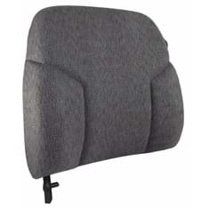 Back Cushion, Gray Fabric, Genuine Sears
