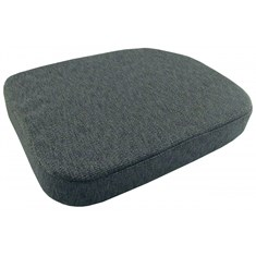 Seat Cushion for Side Kick Seat, Gray Fabric