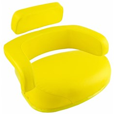 Cushion Set, Yellow Vinyl - (3 pc.)